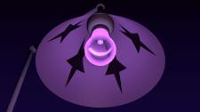 светильник настольный 17
