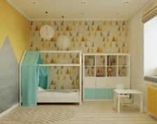 Детская.Квартира в Киеве