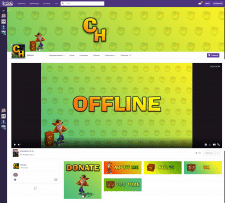 Twitch crash bandicoot