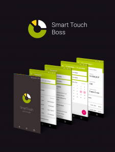 SmartTouch Android додаток BOSS