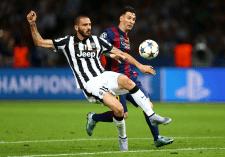 Анонс мачта Ювентус - Барселона