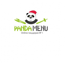 Оформление логотипа к Новому году