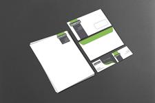Разработка лого и стиля для мебельной компании