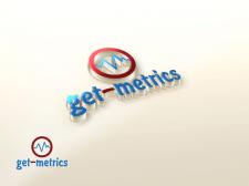 Logo get metrics