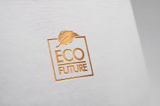 Логотип для производителя эко посуды, США
