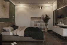 Дизайн интерьера, спальня