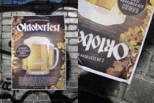 """Афиша """"Octoberfest"""""""
