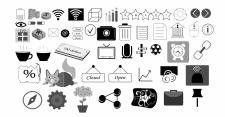 Иконки и кнопки для Вашего сайта