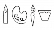 Иконки художника