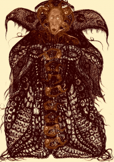 Others Creature 1a_the Drawing of Valeriy Vlasenko