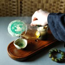 Съёмка для чайной Chadao