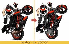 Векторизация изображения