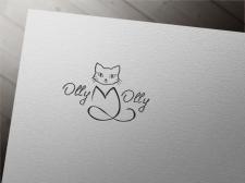 Логотип для магазина детской одежды Olly_M_Olly