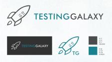 Логотип для Testing Galaxy