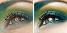 Close Up Makeup retouch