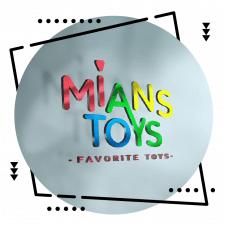 """Логотип """"MIANS TOYS"""""""