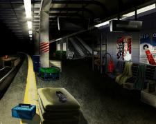 Токійське постапокаліптичне метро
