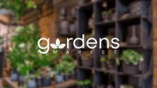 Логотип для садового магазина