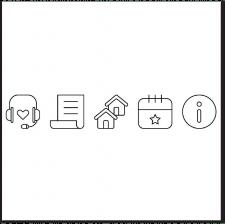 Pixel perfect иконки