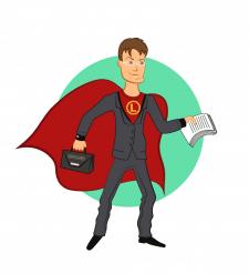 Юрист-супермен