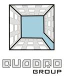 Логотип для Quadro group