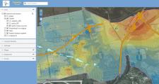 Геопространственный анализ и геопортал