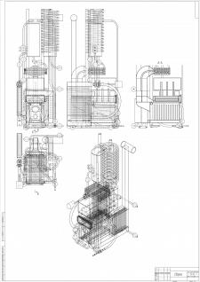 Теплотехніка. МікроТЕЦ-75КВт