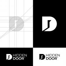 Door D Letter Logo