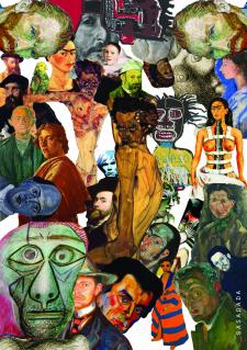 обложка для art скетчбука