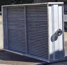 Расчёт и проект парового воздухонагревателя
