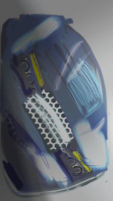 Audi R10 new concept