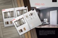 Interior doors catalog SARTO