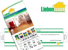 фирменый стиль Lieben Floor