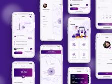 Мобильное приложение для службы доставки