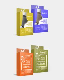 ComfiCa. Packaging
