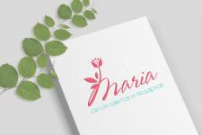 логотип для флористической лавки