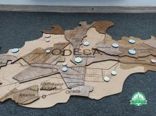 Карта Одеса