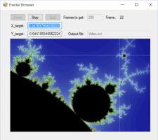 Fractal Browser