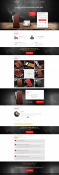 Landing Page чехлы для телефона