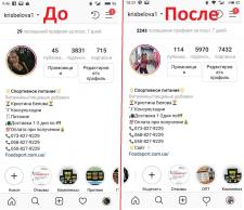 SMM Продвижение Instagram