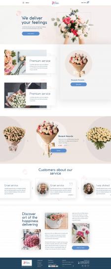 POLLI - магазин роскошных роз