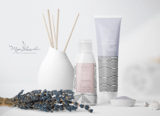 Magic Lavender Cosmetics Packaging Design