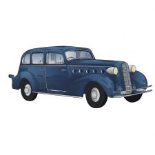 Иллюстрация авто