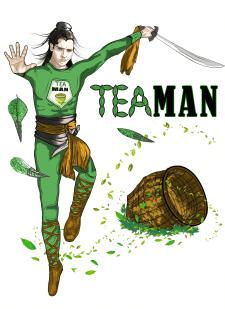 Супер герой Тимэн