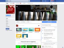 Заклад Star Coffee Instagram Facebook ВКонтакт