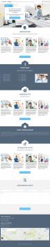 Изменения в тему Wordpress по макету psd