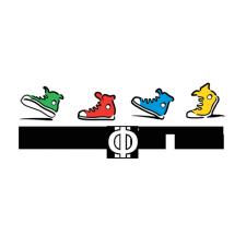 Логотип магазина обуви