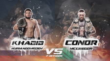 Khabib vs Conor
