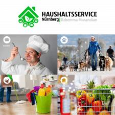 Логотип для компании бытовых услуг