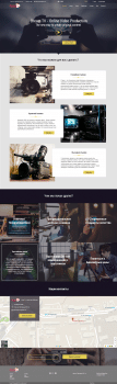 Дизайн сайта Video-Marketing